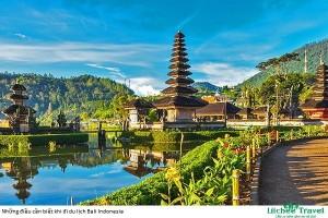 Khám phá thiên đường du lịch Bali Indonesia