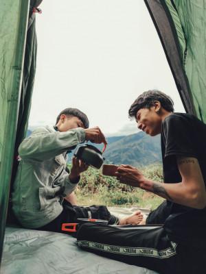 Camping ở Tây Bắc là một điều tuyệt vời nhất đối với mình :D