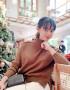Không khí giáng sinh tràn ngập các quán cà phê ở Hà Nội