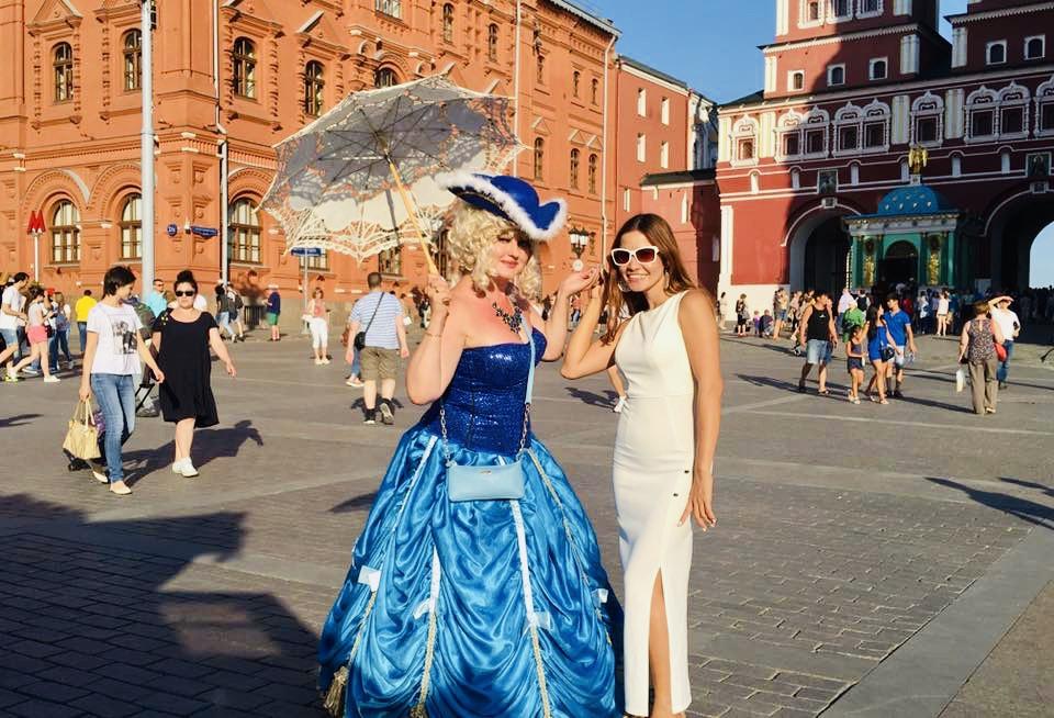Thành phố Matxcova xing đẹp nước Nga
