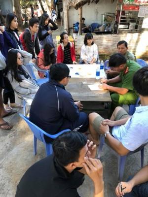 Cẩn thận khi cắm trại tại Khu du lịch Đồi nước ngọt - Long Hải